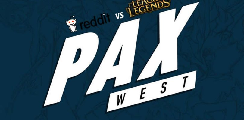 Reddit is mad about Riot's decision to exclude men from an event at PAX West