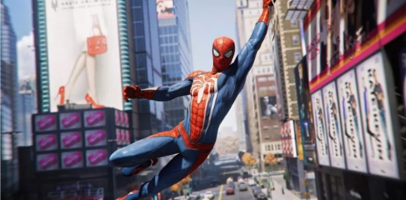 Got that Platinum Trophy for Spider-Man? Better check your email for a free gift