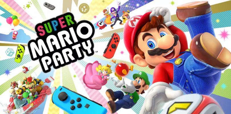 Review: Super Mario Party (Switch)