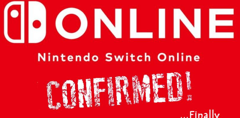 Nintendo Switch Online's date was finally announced