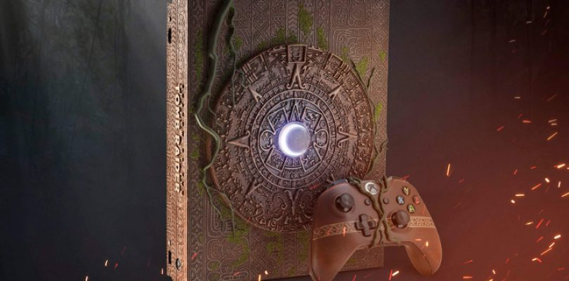 One-of-a-kind Shadow of the Tomb Raider Xbox One X sells for over R120,000
