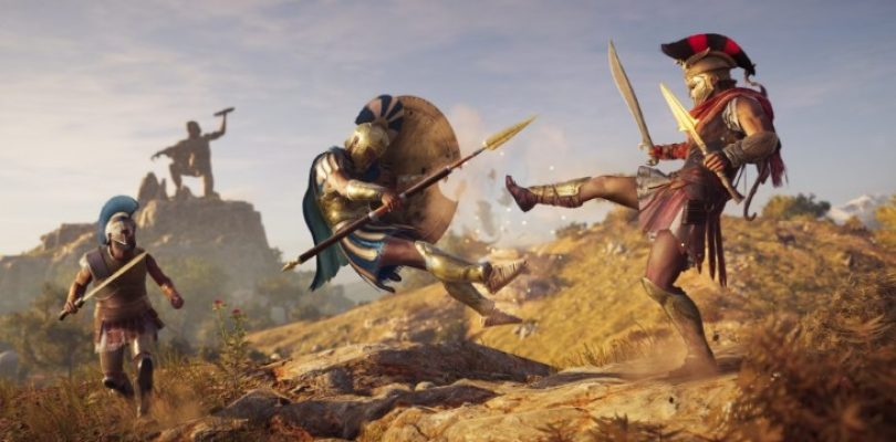 Assassin's Creed Odyssey interview with senior producer Marc Alexis-Côté