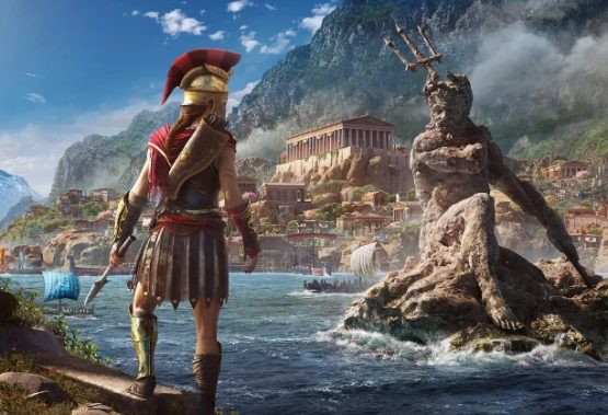 AC Odyssey coming to the Switch in Japan in cloud form