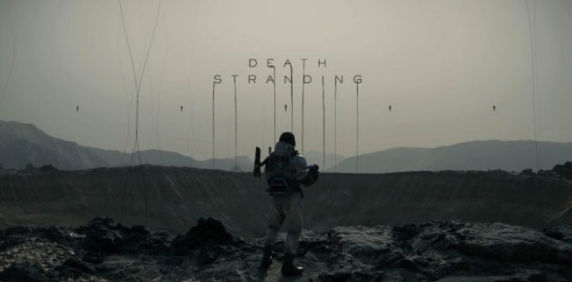 Death Stranding will have an appearance at the Tokyo Game Show
