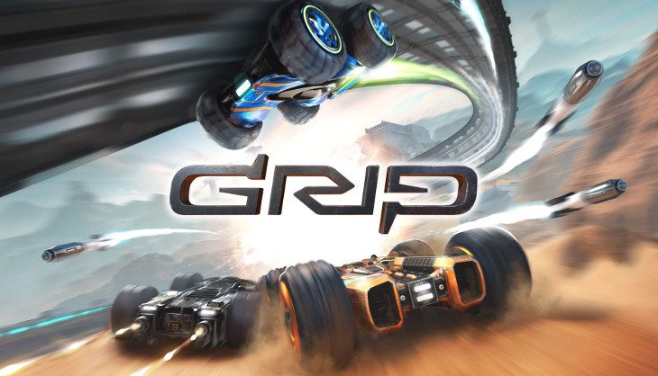 Grip Combat Racing is filled with a fast and frantic multiplayer mode