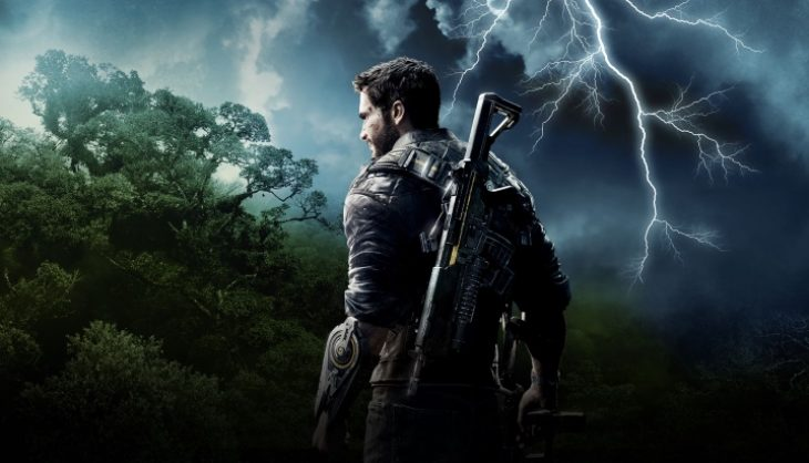 Just Cause 4 shows off biomes and extreme weather