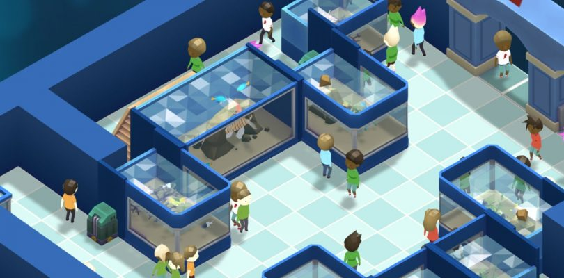 Review: Megaquarium (PC)