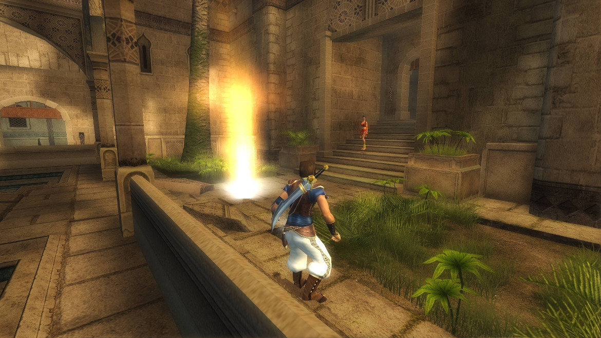 Blast From The Past Prince Of Persia The Sands Of Time Xbox