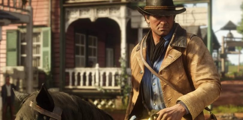 Buckle your bandwidth, Red Dead Redemption 2 will be 105 GB on the PS4 Pro