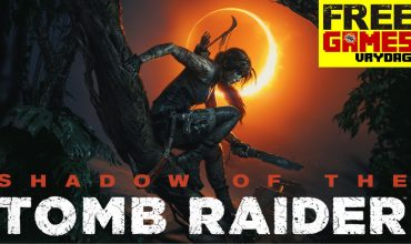 Free Games Vrydag: Shadow of the Tomb Raider (PS4)