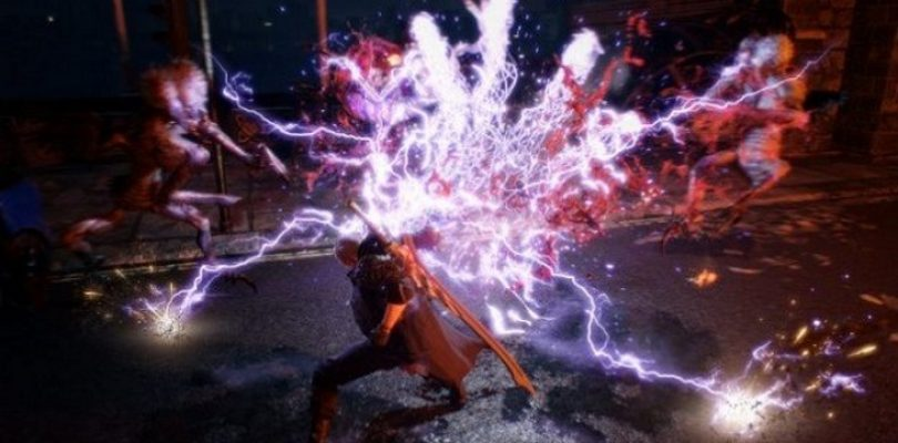 Devil May Cry 5 will have a photo mode to show off how ssstylish you are