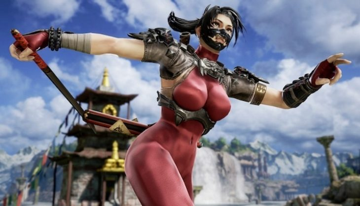 Soulcalibur VI has a network test this weekend for those who want a spin