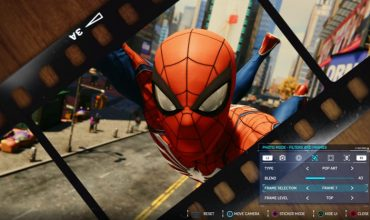 Spider-Man's day one patch to include a unique photo mode experience