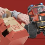Review: Nintendo LABO Toy-Con 03 Vehicle Kit (Switch)