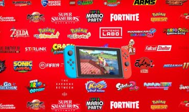 New Nintendo video highlights family fun and over 1,000 games on Switch