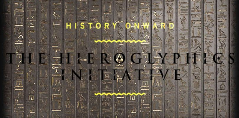 Ubisoft developing an open-source machine learning system that deciphers hieroglyphs