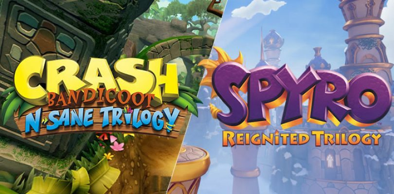 A Crash Bandicoot and Spyro bundle might be in the works