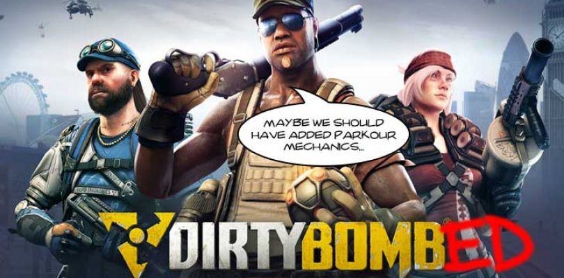 Free-to-play shooter Dirty Bomb is no more