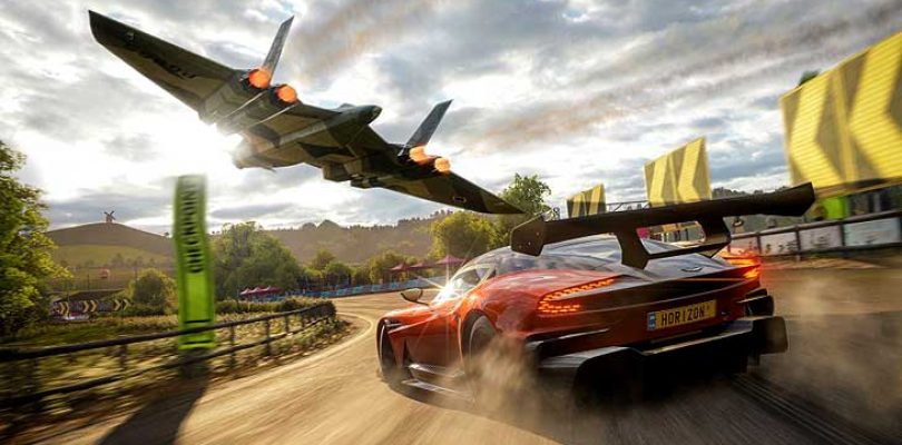 Forza Horizon 4 content update lets you build your own route