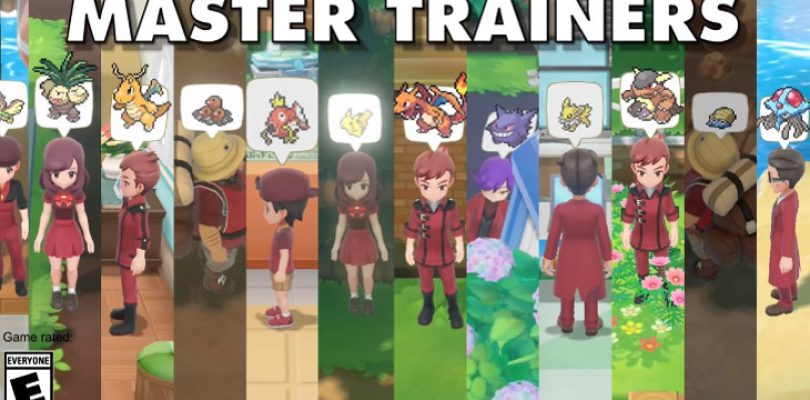 The Ultimate Duel to become a Master Trainer!