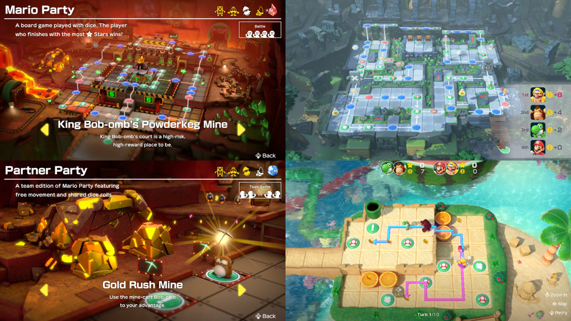 Review Super Mario Party Switch Sa Gamer