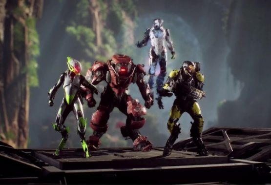 Take a look at the story, progression and customisation of Anthem
