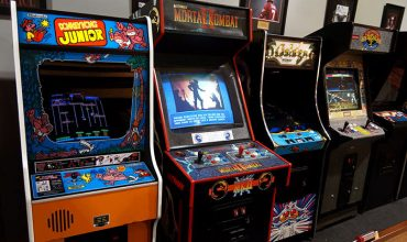 Ever wonder what the highest-grossing arcade games were? Come have a look