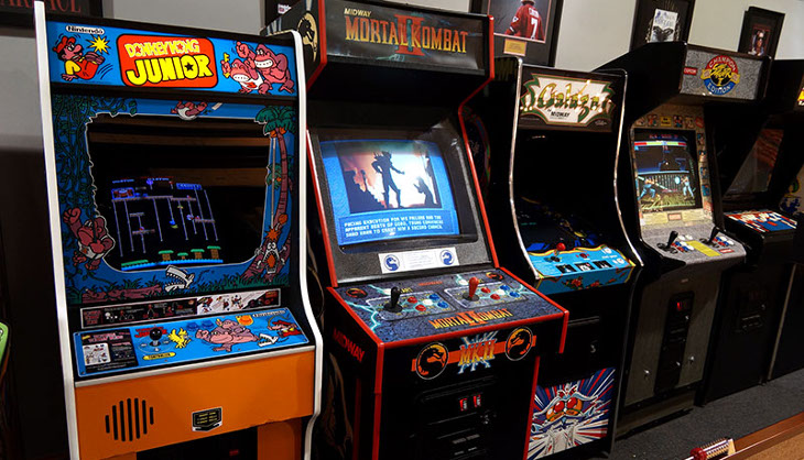 Ever wonder what the highest-grossing arcade games were? Come have a