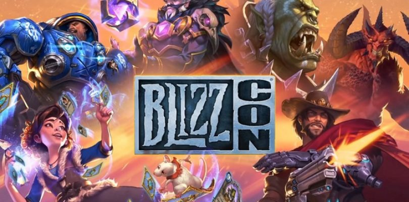 Blizzcon 2018 is about to start, watch here