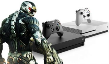 Crysis 1, 2 and 3 are now backwards compatible on Xbox One