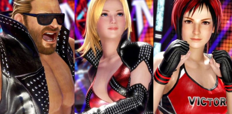 Tina and Bass will return to wrestle things up in Dead or Alive 6