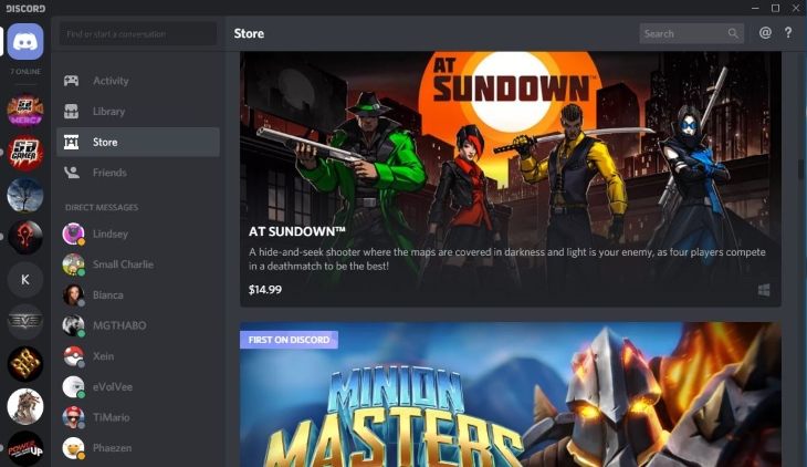 Discord now has a store and wants to be your gaming hub - SA Gamer