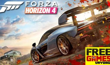 Free Games Vrydag: Forza Horizon 4 (Xbox One)