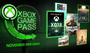Xbox Game Pass in November to include Sniper Elite 4 and Grip: Combat Racing