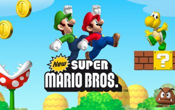 Blast from the Past: New Super Mario Bros. (DS)