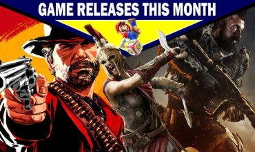 Games releases for October – With predictions!