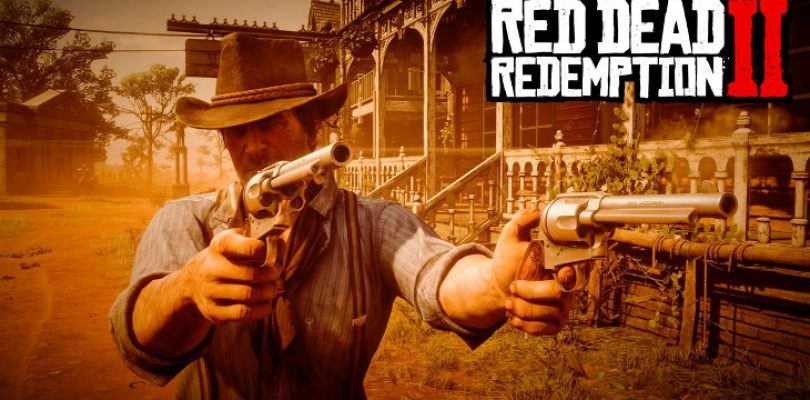 Here is more Red Dead Redemption 2 gameplay, with the Dead Eye System returning