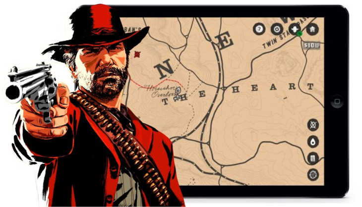 Red Dead Redemption 2 is receiving a very useful companion app - SA