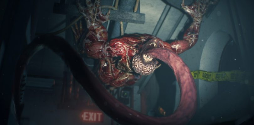 The Licker in Resident Evil 2 remake is tougher than it ever was
