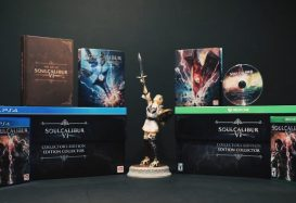 The legend will never die in this SoulCalibur VI collector's edition unboxing