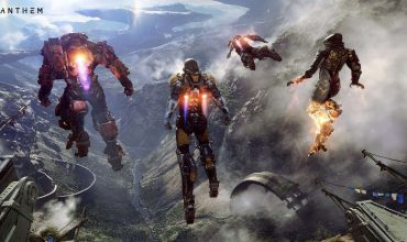 Let's take a closer look at Anthem's Javelins