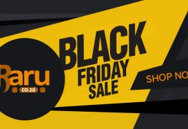 Get some games and peripherals from Raru for Black Friday