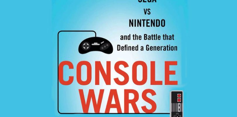 Harris' SEGA vs Nintendo Console Wars book being made into a TV series