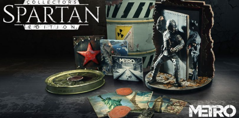 Metro Exodus Collector's Edition is quite a piece