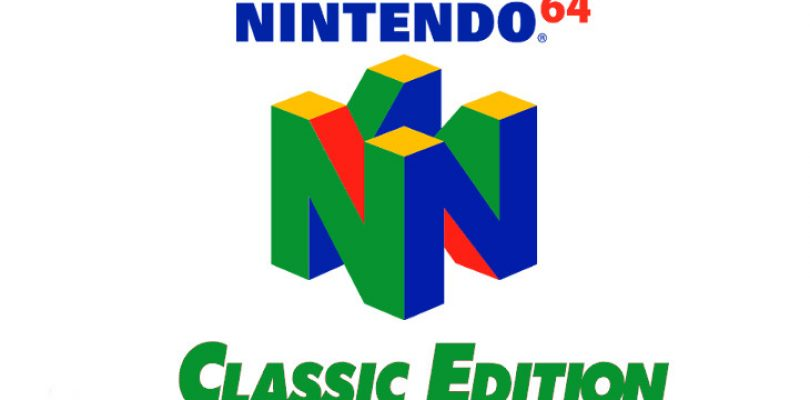 N64 Classic not arriving any time soon