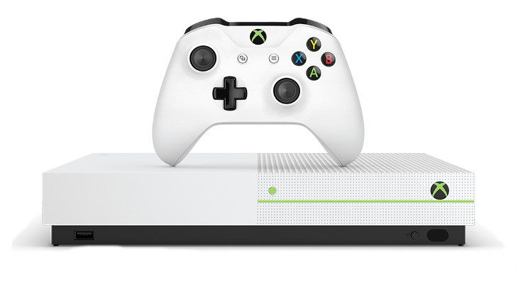 Rumour: Disc-less Xbox One coming in 2019?