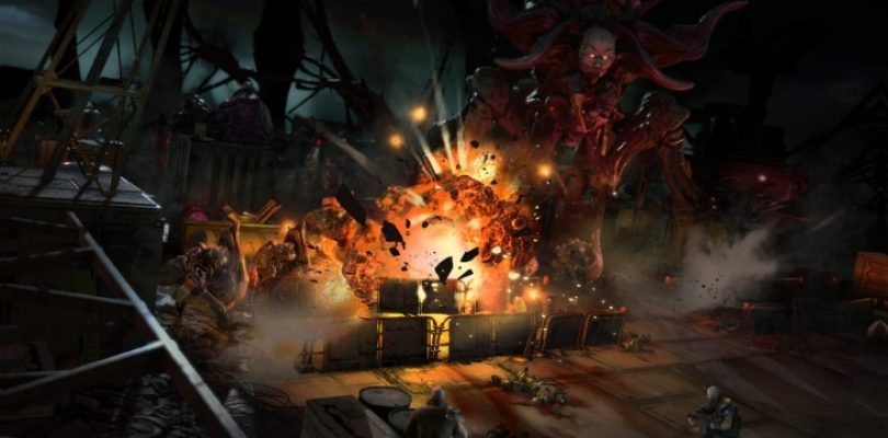 Phoenix Point's official trailer looks great