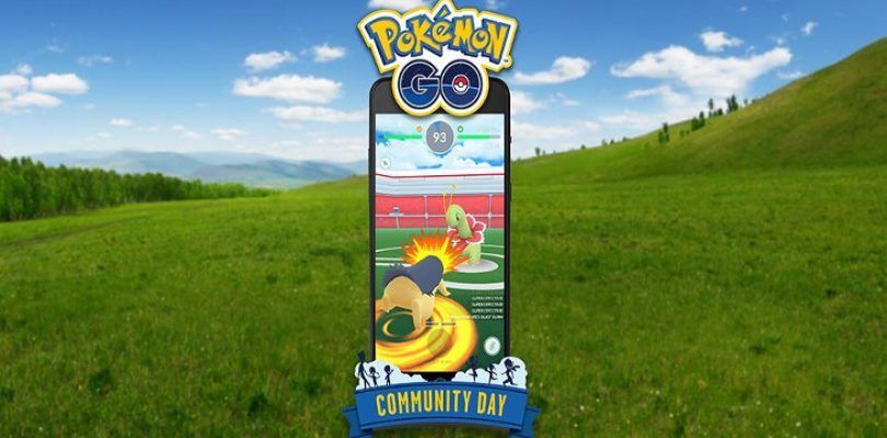 It's an explosion with Typhlosion this community day