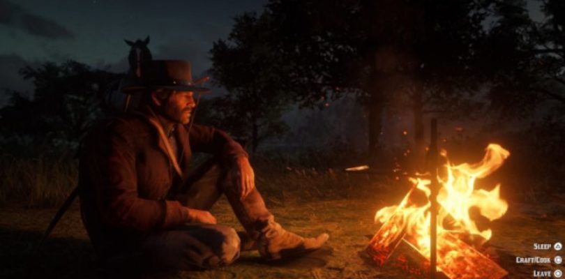 Swedish Red Dead Redemption 2 players can now craft a Burger King Whopper with in-game ingredients