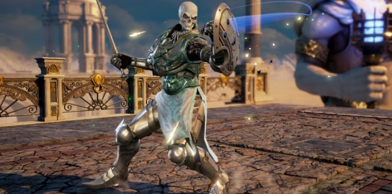 SoulCalibur VI players risk a ban if they have 'inappropriate custom characters'